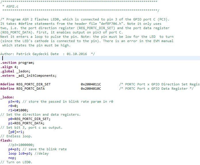 BF706 UART DMA Terminal (non-blocking) for your DSP Algos