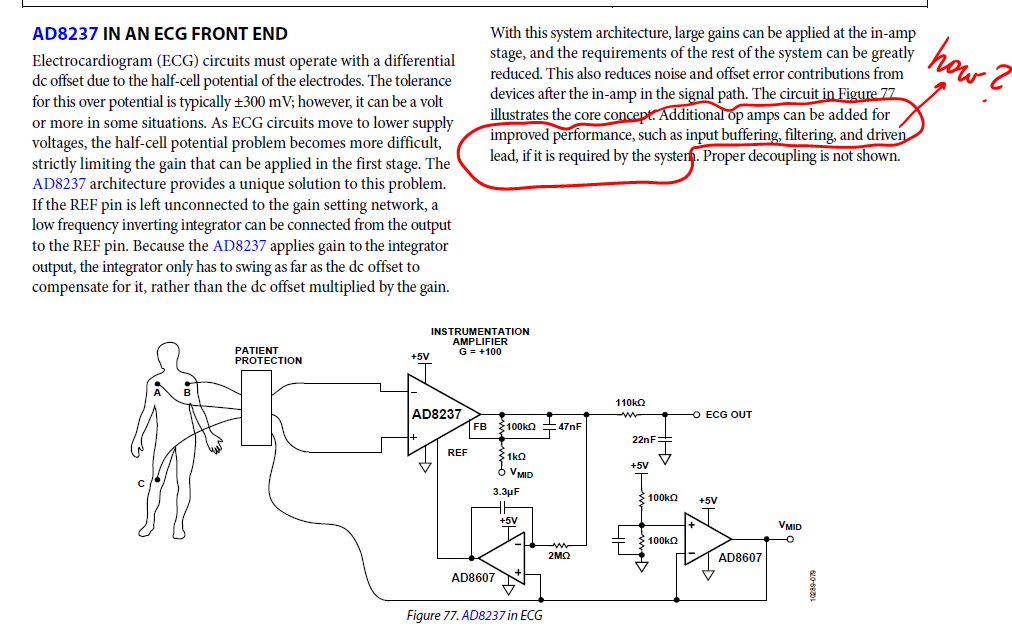 Strange Ad 8237 In Precision Low Cost Multichannel Biological Amplifier Ecg Wiring 101 Ivorowellnesstrialsorg