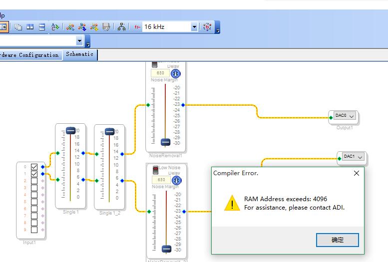ADAU1761 ram address exceeds:4096 - Q&A - Audio - EngineerZone