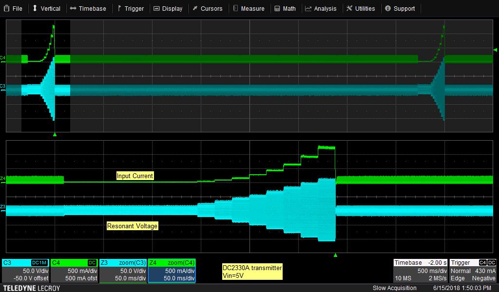 LTC4125 strange behaviour - Q&A - Power By Linear - EngineerZone