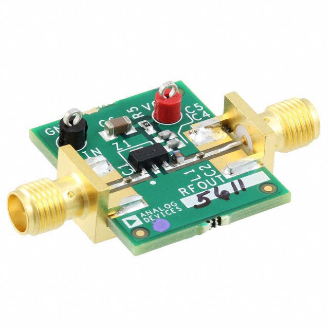 EVAL-ADL5611 SMA Connector Genders - Q&A - RF and Microwave