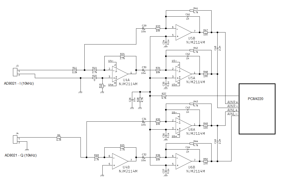 Ad8333 Pcm4220 Qa Rf And Microwave Engineerzone Buffer Stage Schematic