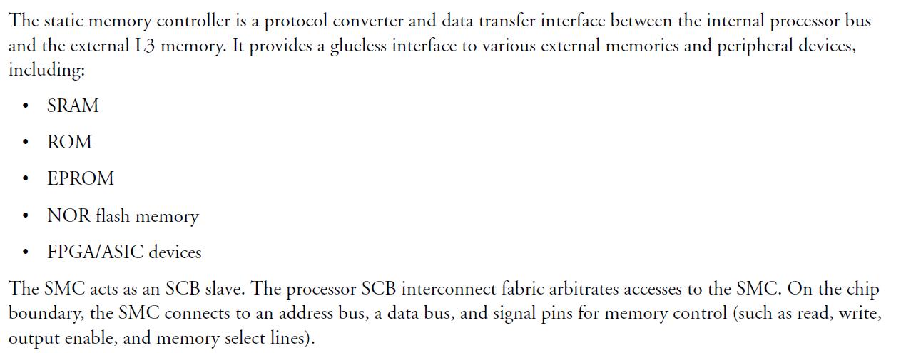 BF707 memory error and FPGA connection - Q&A - Blackfin