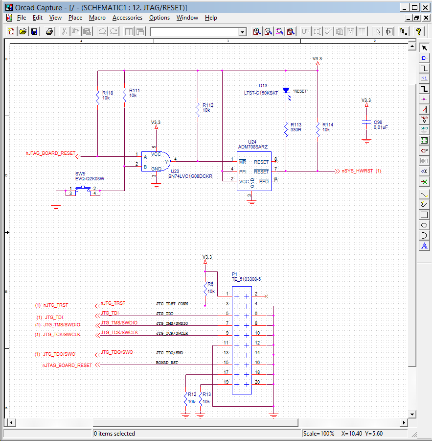 Unable to program CM408F customer board - Q&A - ADSP-CM40x ... on