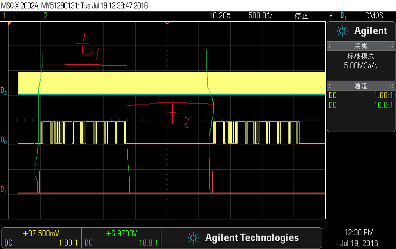 Stm32f4 to AD7768 data interface - Q&A - Precision ADCs