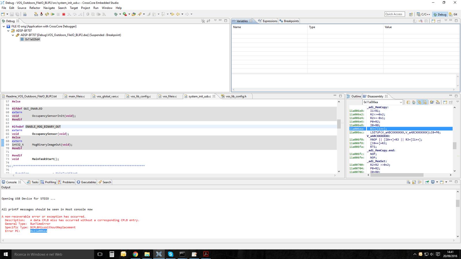 MOG with goVosConfig outputDiffVal = 1 - Q&A - Video