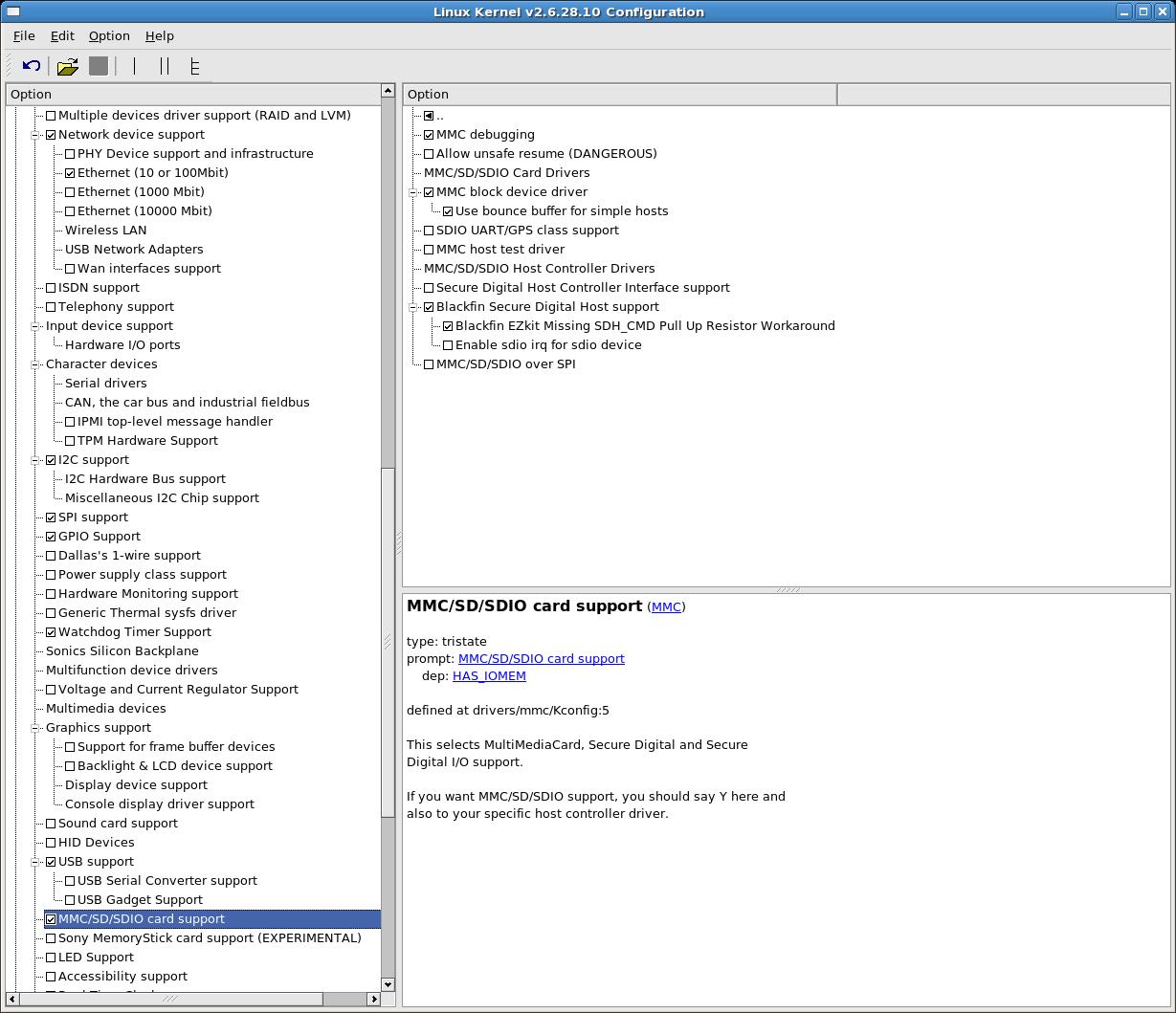 Linux Mmc Command