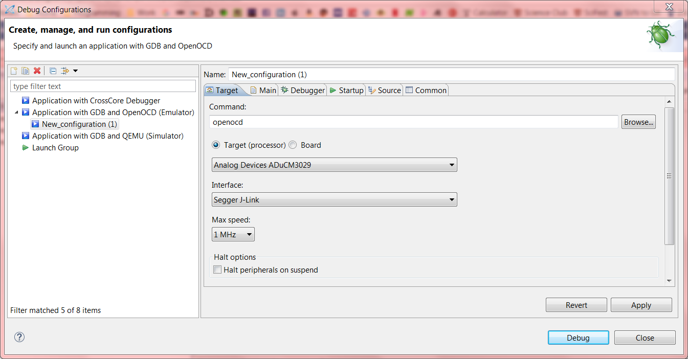 FAQ: Adding J-Link Lite support to OpenOCD for Cortex-M