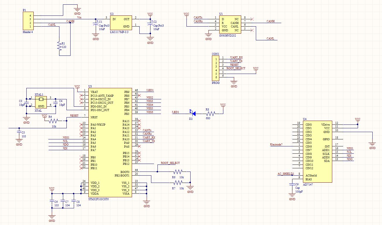 Ad7147 Spi Communication Problem Qa Precision Adcs Engineerzone Timing Diagram Sche