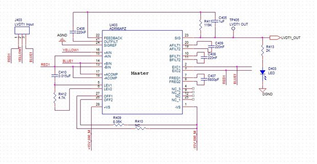 3 wire lvdt sensor ad698 excitation and output q a. Black Bedroom Furniture Sets. Home Design Ideas