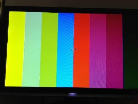 ADV7623 Color Space Configuration Question - Q&A - Video