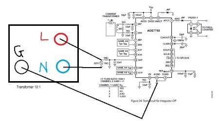 Vrms calibration in ADE7758_SPI with Arduino - Q&A - Energy