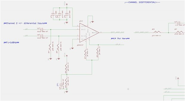 ad8237 oscillating when input voltage or freq  increases