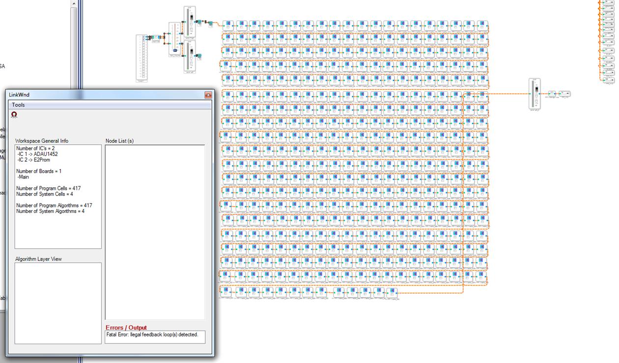 ADAU1452  Instruction per sample, how calculate? - Q&A