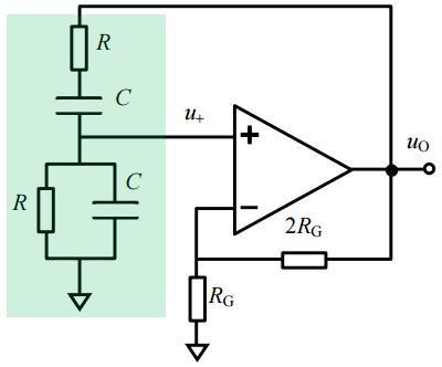 rc正弦波振荡电路_精彩分享丨关于实用RC型正弦波发生器,这样讲你就明白了 - 讨论 ...
