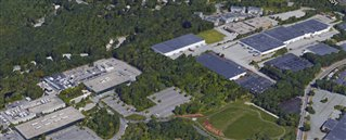Analog Devices aerial view
