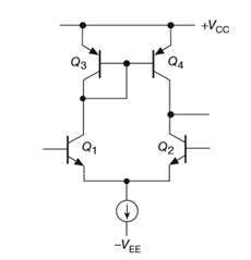 Differential Amp. with Active Load