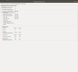 Jesd Eye scan gtk: eyescan_info does not exist - Q&A - Linux