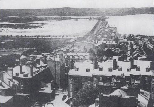 Back Bay in 1858