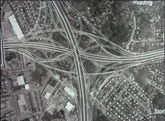128 - 93 interchange proposal