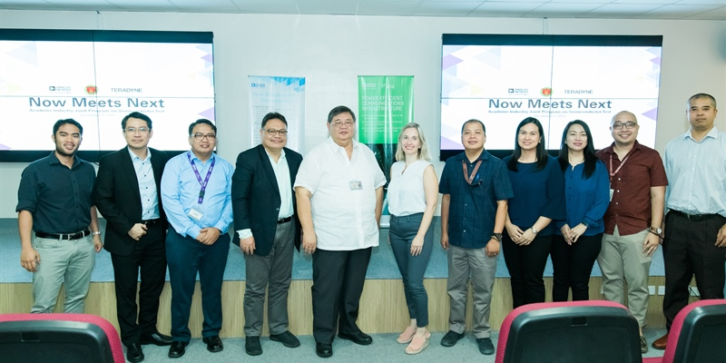 ADI Broadens Partnership with the University of the Philippines with the installation of the ETS-88 Tester